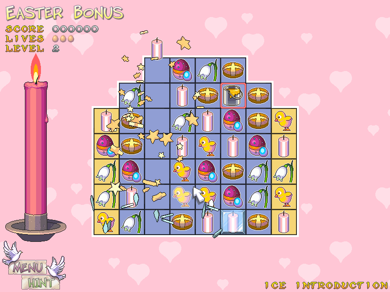 Screenshot of Easter Bonus
